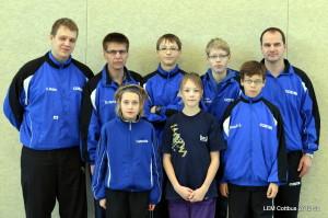 Teilnehmer LEM Sa und Trainer