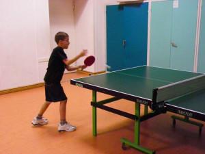 Tischtennis     Nachwuchstalent     Kevin Pust-Schmidt