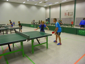 Alle 4 Akteure im Duell
