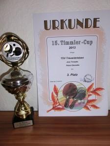 15.timmler cup