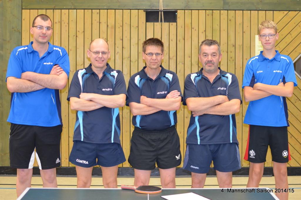 von links: Robert Busse, Thomas Görlitz, Thomas Hertel Peter Ahlburg, Florian Pust-Schmidt
