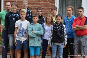 Teilnehmer Asel 2014
