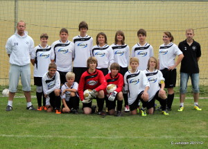 Unsere C- Jugend