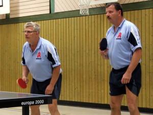 Heinz & Steffen im Doppel