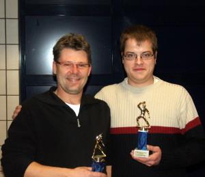 Micha und Marcel holen Doppeltitel
