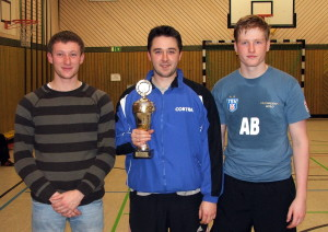 Vereinsmeister 2010: Daniel Speidel