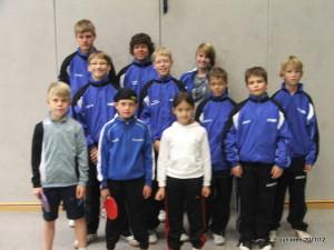 Die Teilnehmer des TSV