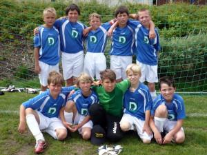 Saison 2010 - 2011 - das letzte Foto