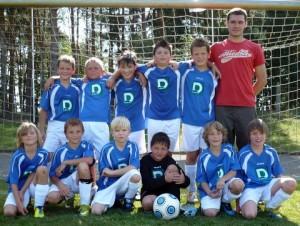 Die neue E-Junioren 2011/12