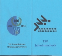 TSV-Schwimmcheck