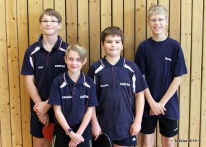 1. Schülermannschaft des TSV