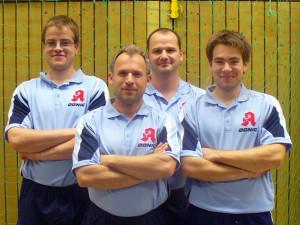 Staffelsieger der 2. Kreisklasse TSV V