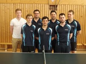 das TSV-Reli-Team