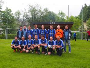 Das Team der AH vom TSV