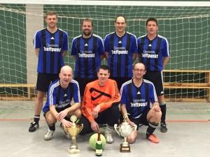 2016_Siegerteam TSV Hallenturnier