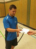 Kilian Philipp Hertel Übergabe C Lizenz Verlängerung 2016