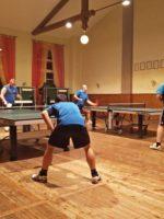 Christoph Argow gegen Kilian-Philipp Hertel sowie Fred Moritz gegen Andre Quappe