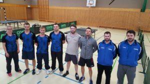 Gruppenfoto TSV 1 gegen Nauen