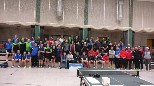 Alle Teilnehmer des Turniers